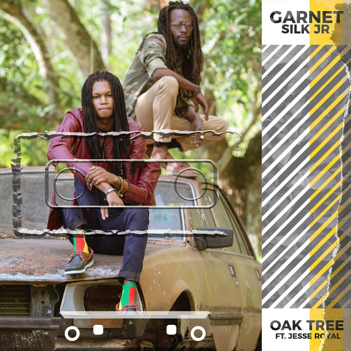 Garnet Silk Jr - Oak Tree Ft Jesse Royal